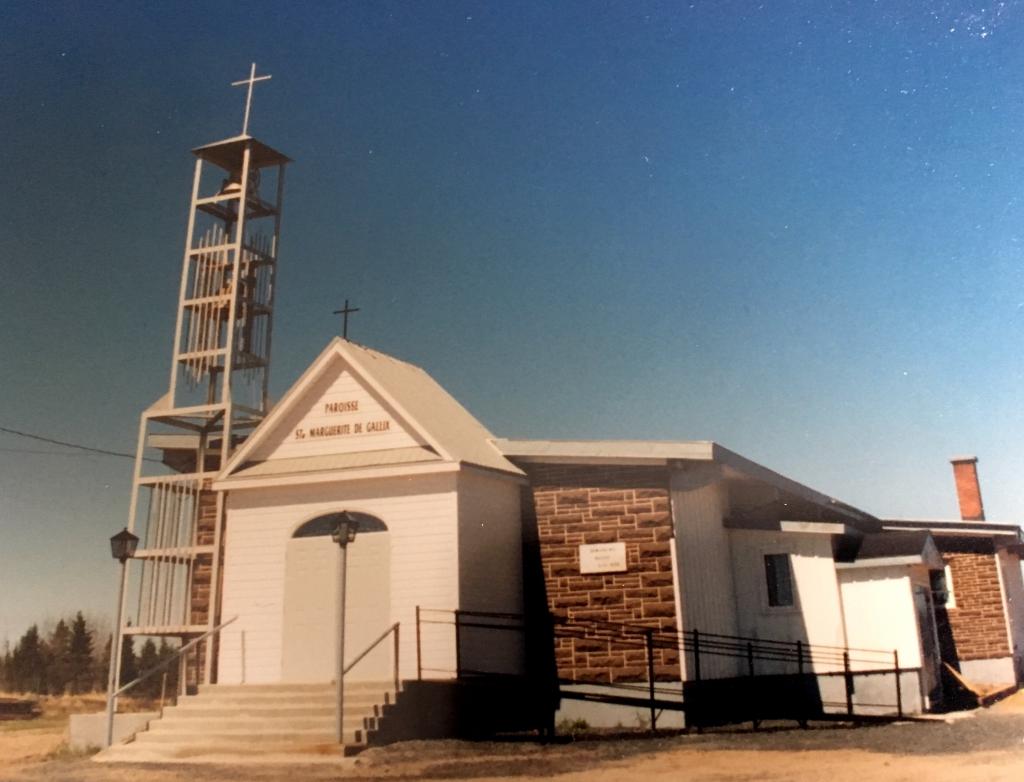Église Gallix