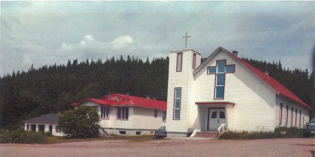Église La Tabatière