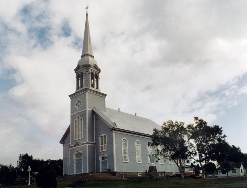 Église Les Bergeronnes