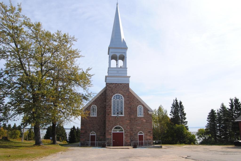 Église Longue-Rive