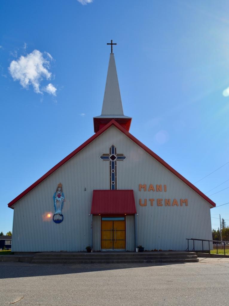 Église Mani-Utenam