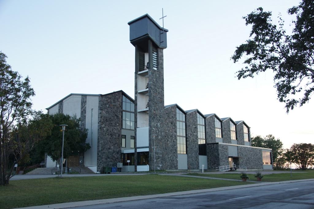 Église Baie-Comeau St-Jean-Eudes