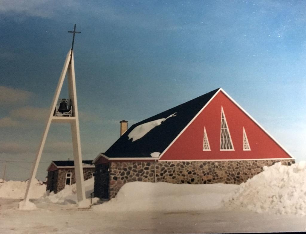 Église Pointe-aux-Anglais