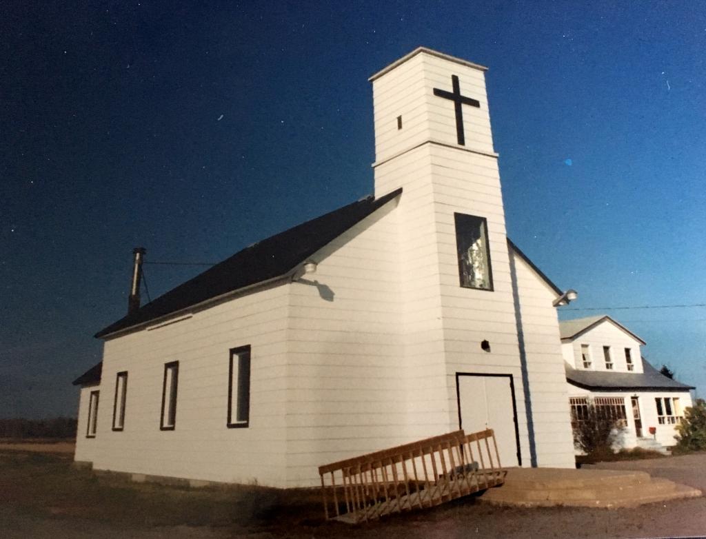 Église Pointe-aux-Outardes