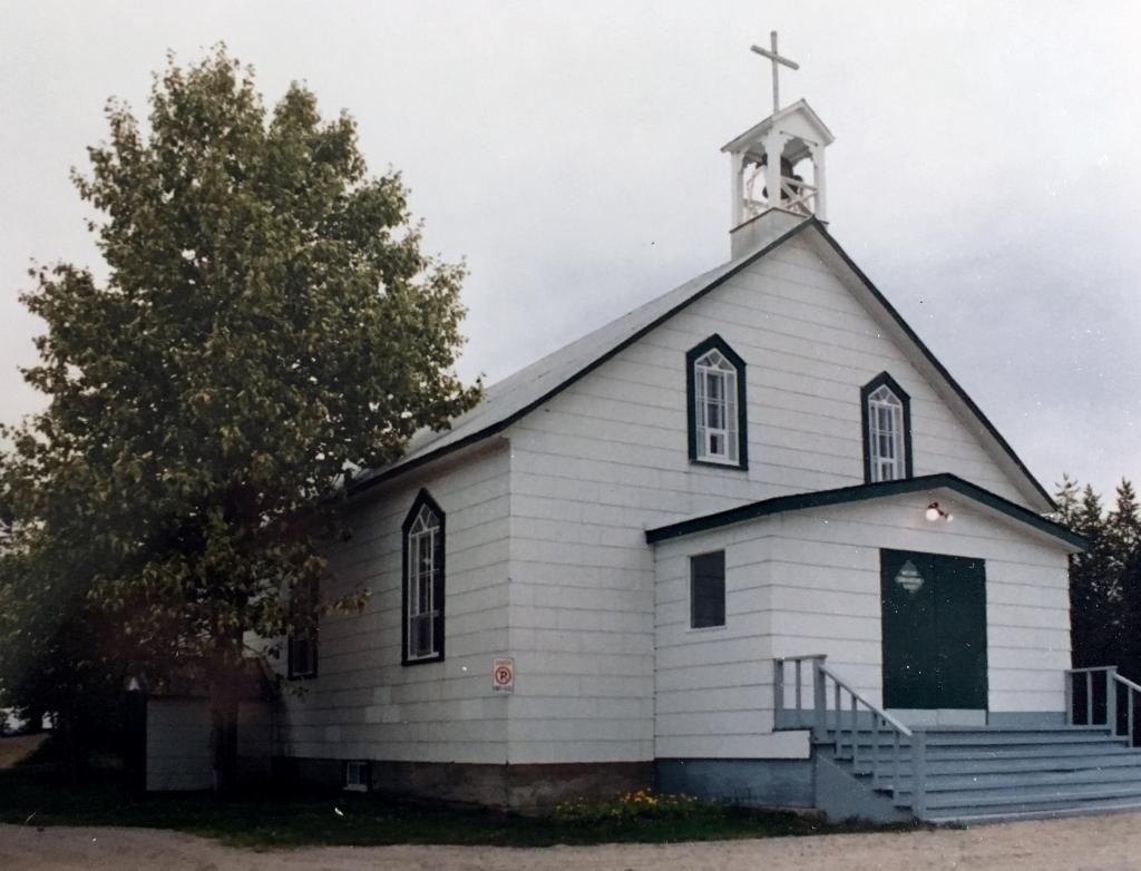 Église Pointe-Lebel