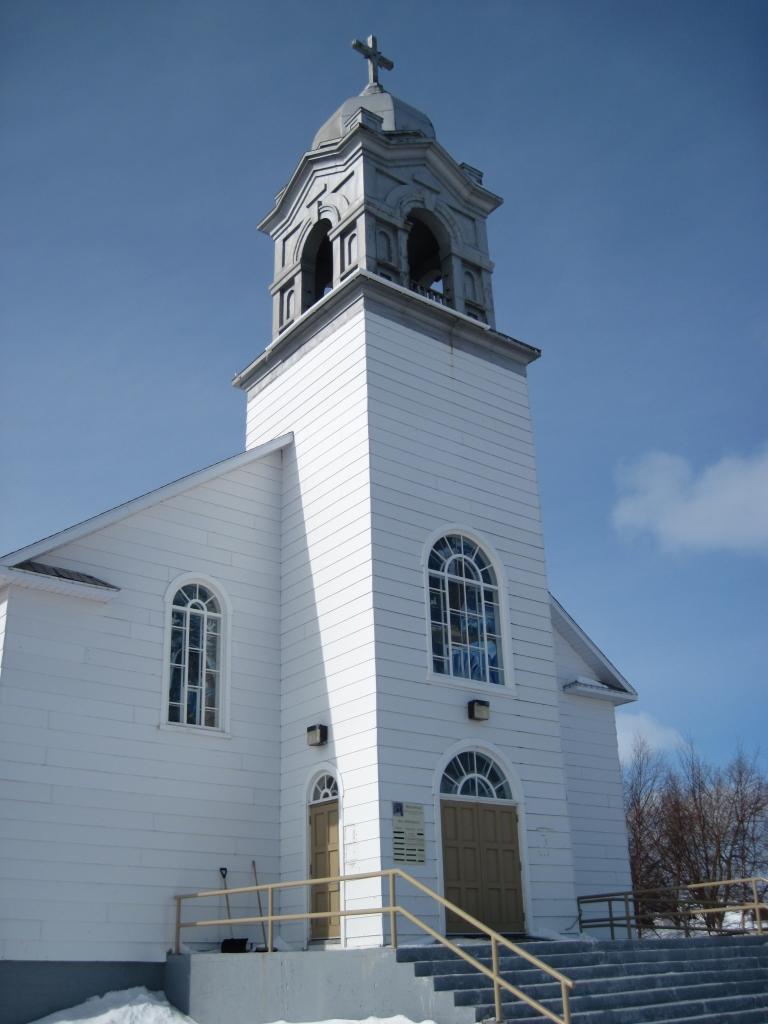 Église Port-Cartier