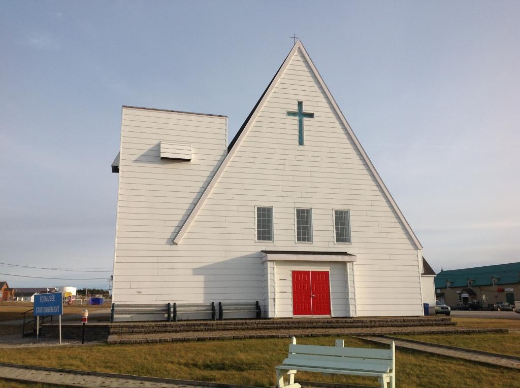 Église Port-Menier