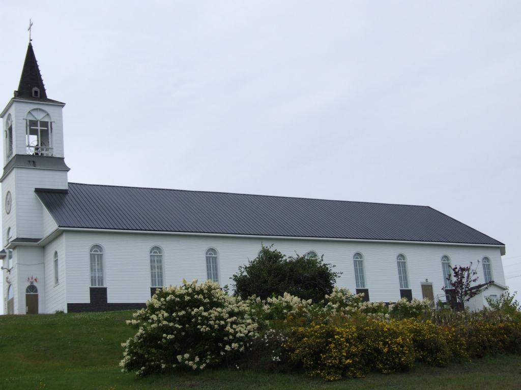Église Ragueneau