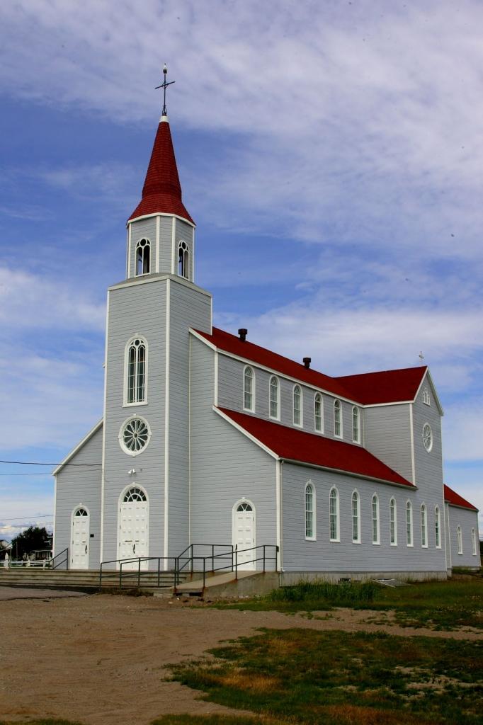 Église Rivière-au-Tonnerre