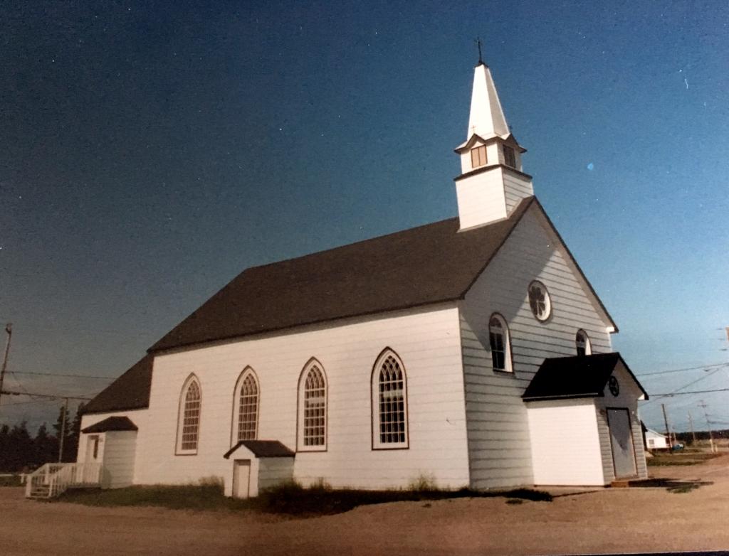 Église Rivière-St-Jean