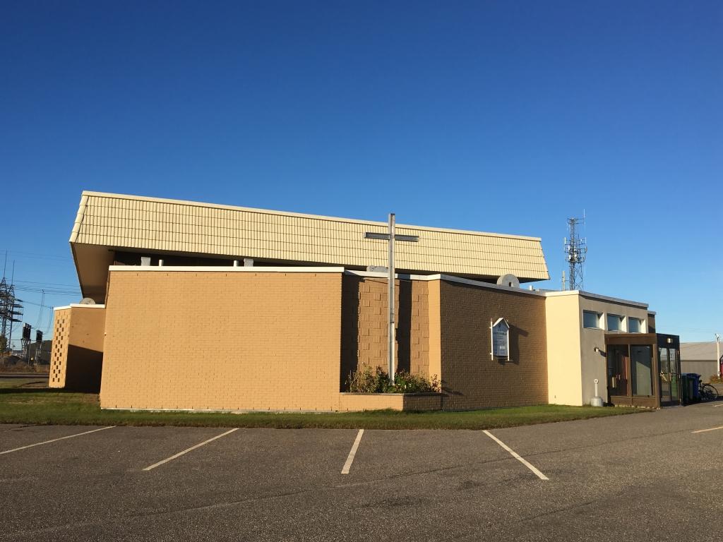 Église Sept-Iles Ste-Famille