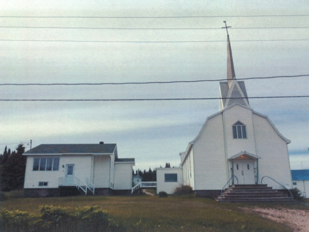 Église Tête-à-la-baleine